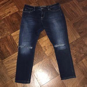 Arizona jeans.
